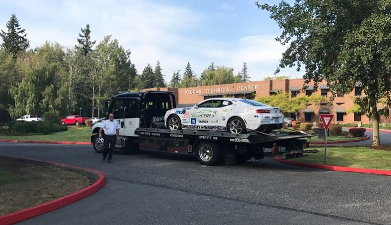 UWash_PACCAR helps UW EcoCAR put Innovation to the Test_Feature Image